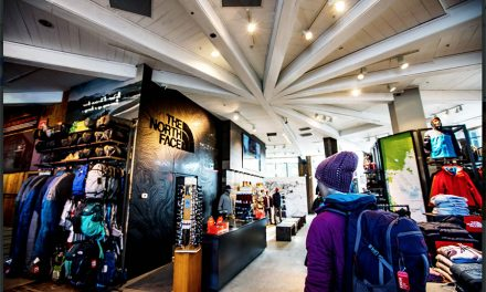 The North Face Whistler Store Gets A Facelift