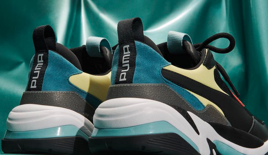 Puma Prepares To Shift Production From China Over Tariff Concerns