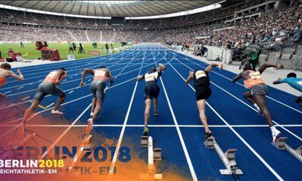 Nike Named Official Partner Of Berlin 2018 European Athletics Championships