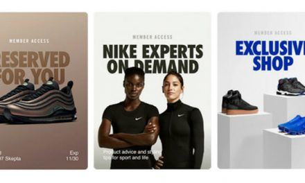 Adam Sussman Talks Up Nike's Digital Connections