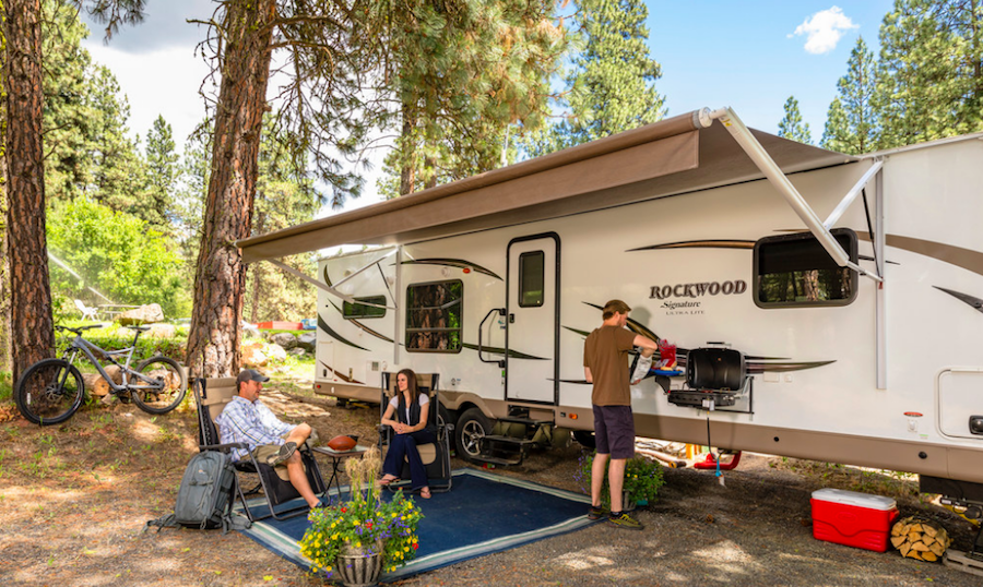 Frank Hugelmeyer Sees RVs Supporting Camping's Growth