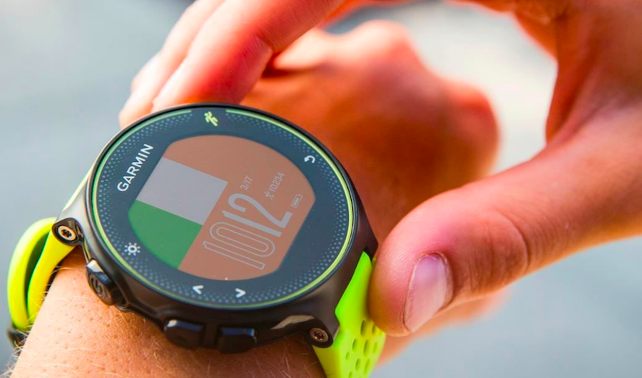 Fitness And Outdoor Drive Garmin's Q1 Growth