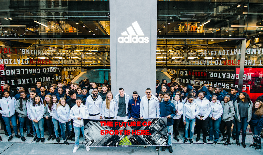 Adidas AG's North American Momentum Continues