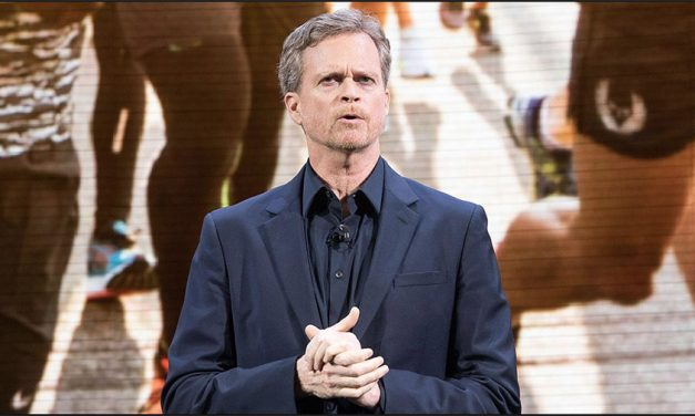 Nike CEO Mark Parker On Company's Digital Progress