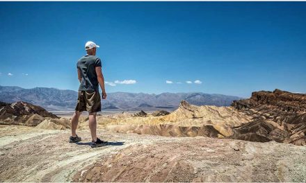 Travel … Hiking Death Valley Telescope Peak