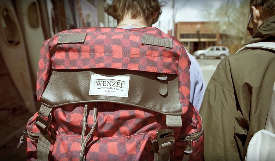 Wenzel Tent & Gear Co. … Camp Swagger Tour