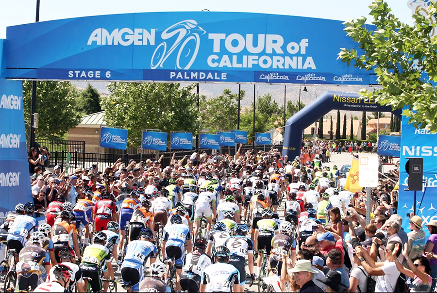 Road Cycling Stage Race … 2018 Tour of California