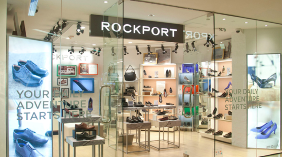 Adidas Gets Caught In Rockport Bankruptcy