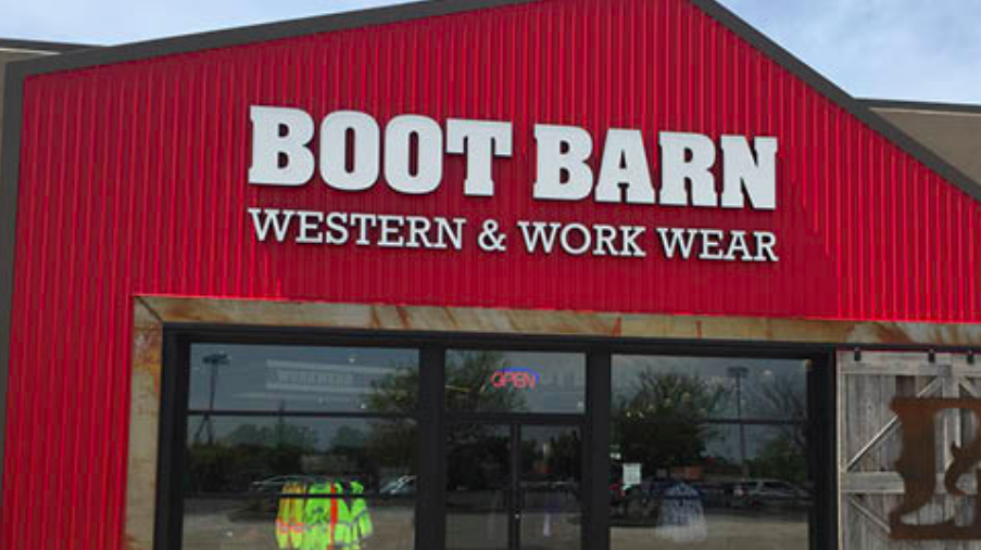 Boot Barn Tops Guidance On Double-Digit Comp Growth