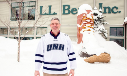 "LL.Bean Chairman Urges UNH Grads To Lead 'Adventure-Filled"" Lives"