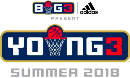 BIG3 And Adidas Announce Three-On-Three Youth Initiative, Young3