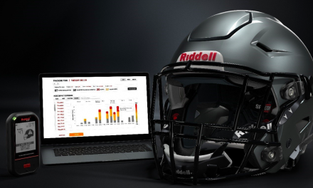 Riddell Unveils Head-Impact Training Tool
