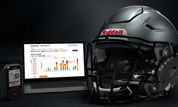 Riddell Unveils Head-Impact Training Tool