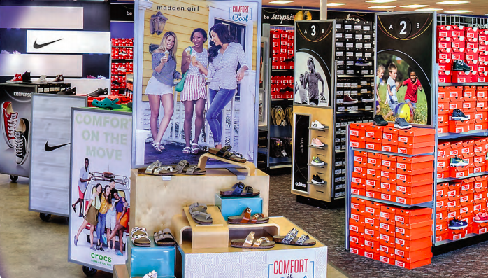 Strong Athletic Trend Propels Shoe Carnival