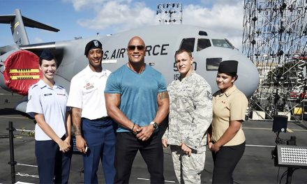 The Rock x Under Armour … Donate A Workout Gym To A Military Base On Memorial Day