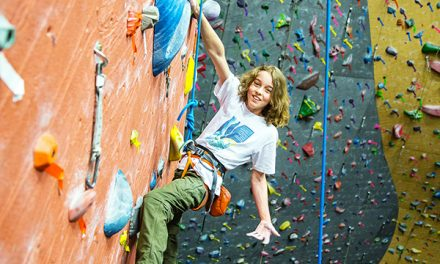 Vertical World … America's First Climbing Gym Celebrates 30 Years