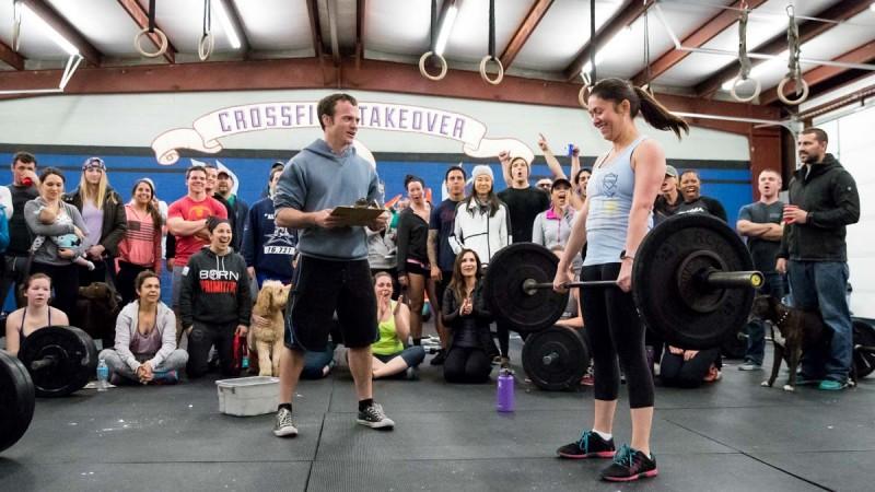 CrossFit Sues Reebok For Breach Of