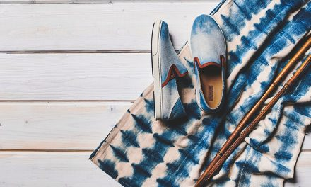 OluKai Hand-Dyed Hawaiian Blue Small Batch Collection
