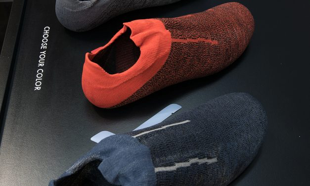Cutting-Edge Innovation … W.L.Gore 3D Fit Sock Technology