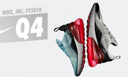 Nike's Shares Pop On U.S. Recovery