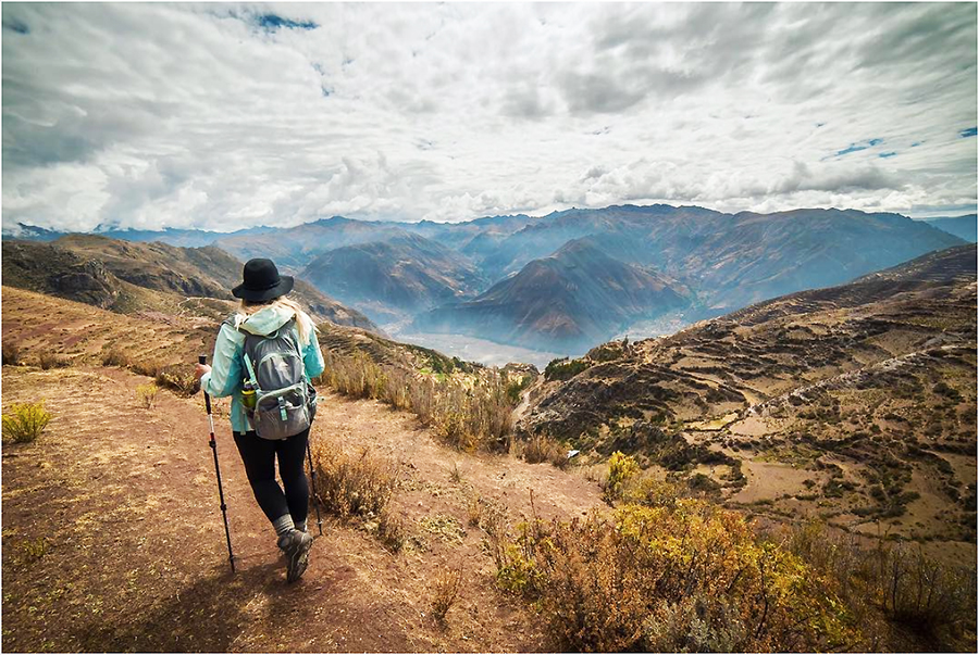 Get Out And Hike … Eddie Bauer #WhyIHike