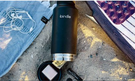 Bindle Bottle … Keep Your Bottle Full And Your Pockets Free