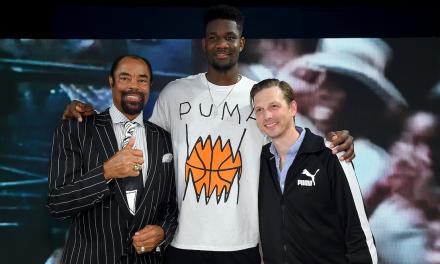 Puma Leaps Back Into Basketball