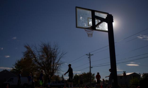 Nike To Help Refurbish Portland's Basketball Courts