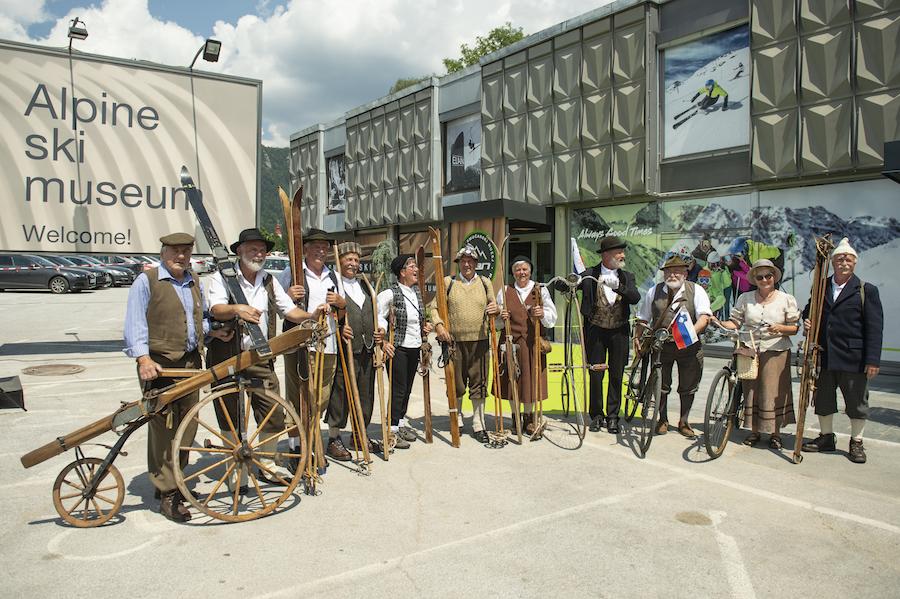 Elan Alpine Skiing Museum Opens In Slovenia