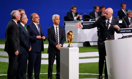 U.S., Canada & Mexico Selected To Host 2026 World Cup