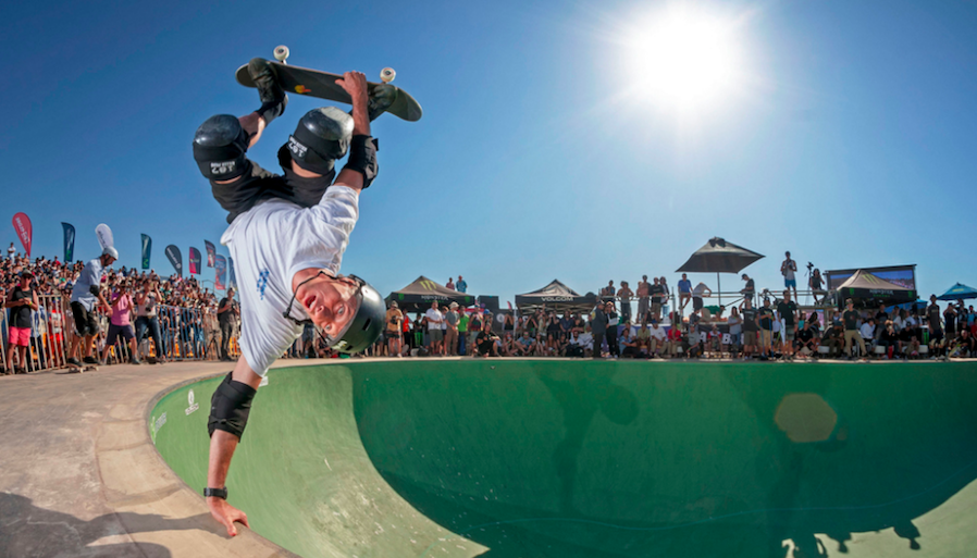 Tony Hawk Touts The Business Benefits Of Perseverance