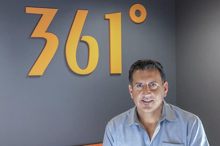 361 Degrees Appoints Ike Alvear Head Of Sales