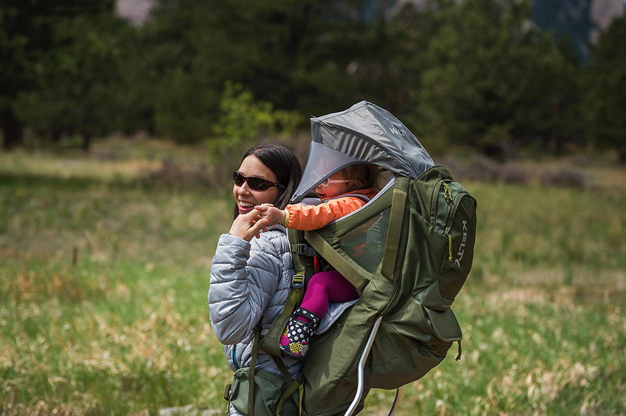kelty baby carrier