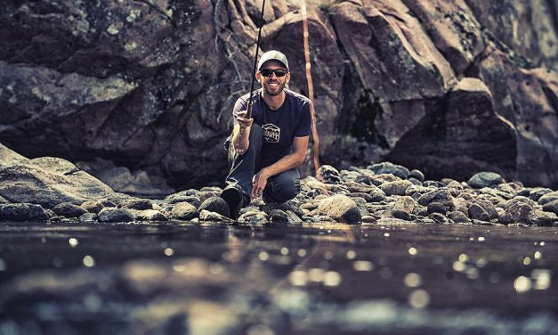 Rod, Line, Fly … Interview With TenkaraUSA Founder And North AmericanTenkaraExpert Daniel Galhardo