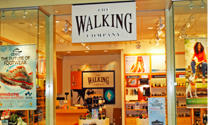 Walking Company Emerges From Chapter 11