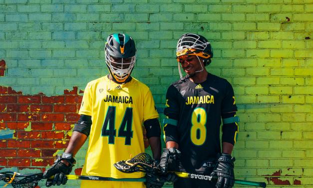 Adidas Partners With Team Jamaica Lacrosse
