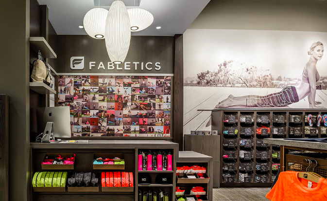 Fabletics Aiming For 100 Locations