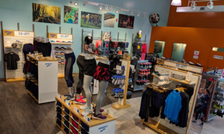 Brooks Running Rolls Out Shop-In-Shop Program