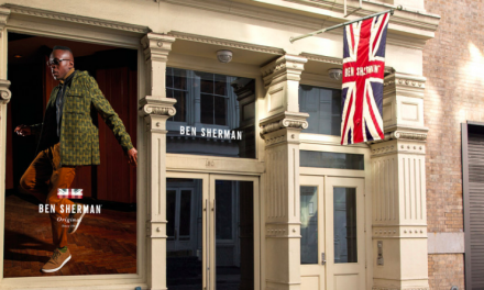 Ben Sherman Returns To Soho With NYC Concept Store