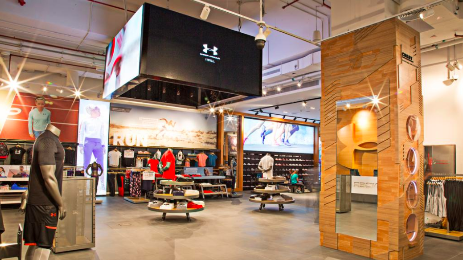 Under Armour Takes Bigger Restructuring Hit