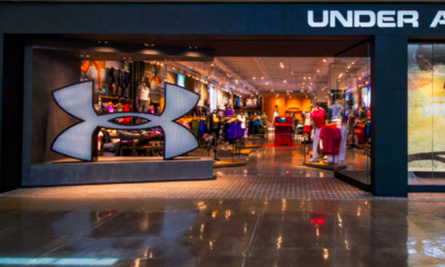 Under Armour's Shares Slide On Weak Guidance