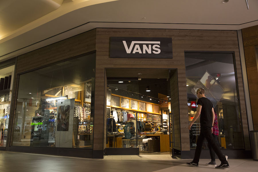 Vans, The North Face Fuel VF Corp.'s Sizzling First Quarter