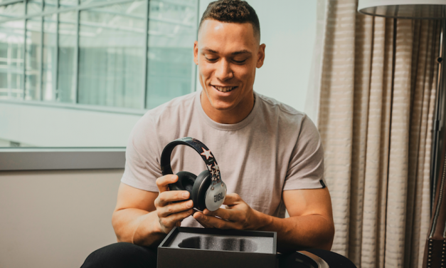 JBL Signs Aaron Judge As Brand Ambassador