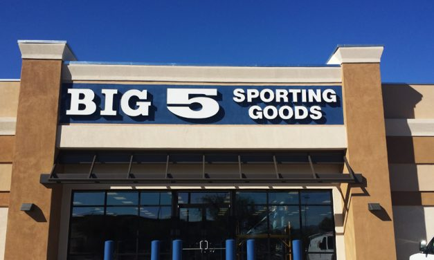 Weakness In Camping, Water Sports Sinks Big 5 Sporting Goods' Q2