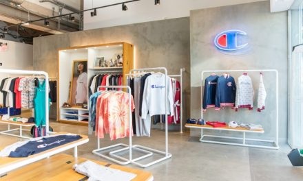 Champion Athleticwear Debuts New Retail Store In New York City