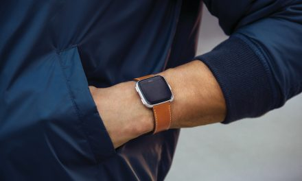 Fitbit CEO: Versa Gives Retailers 'Counterbalance To Apple'