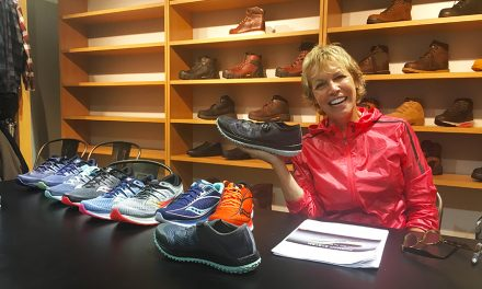 Saucony Spring 2019 … Conversation With Sharon Barbano, VP Public Relations, Saucony