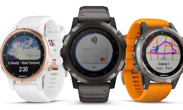 Garmin Raises Wearable Stakes With Expanded Sensor Technology