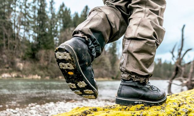 The Last Pair of Fly Fishing Wading Boots You'll Ever Need To Buy