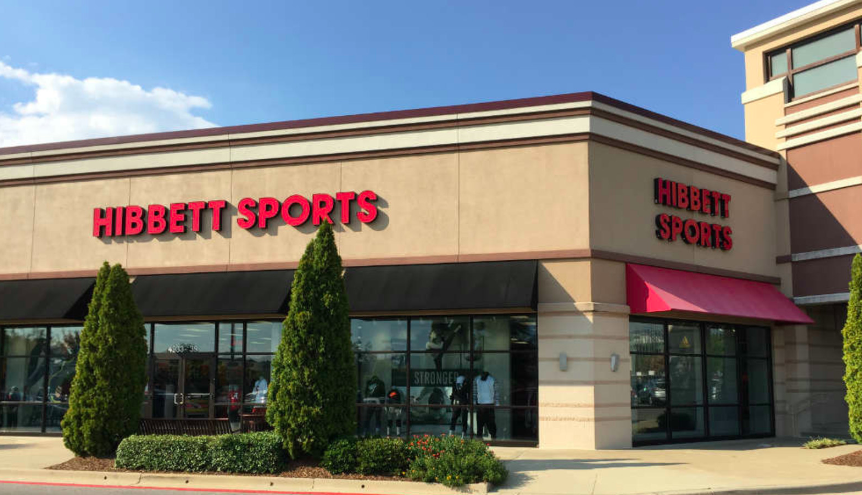 Hibbett Sports Shares Tumble 30 Percent After Q2 Miss